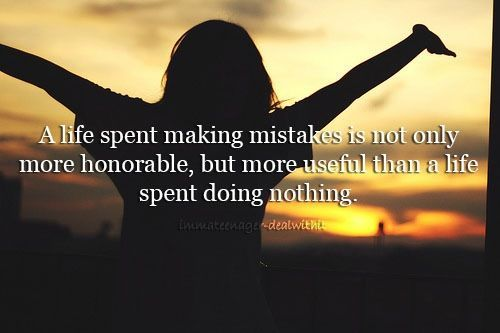 Quotes About Making Mistakes Stunning Image Result For Quotes On Making Mistakes  Inspirations  Pinterest Decorating Inspiration