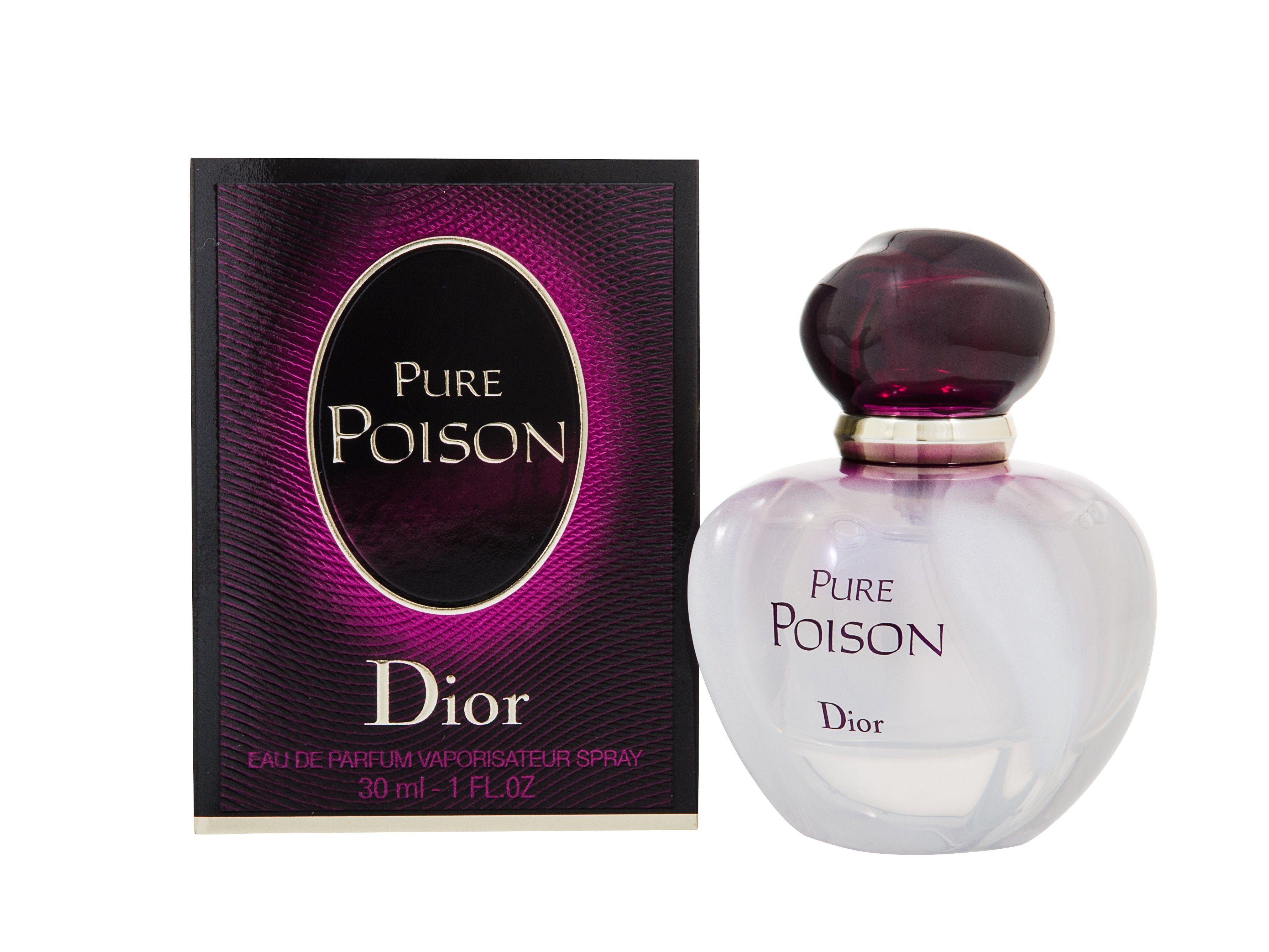 Christian Dior - Pure Poison Eau De Parfum 30ml Spray Pour Femme ... 3d431e82a0c5