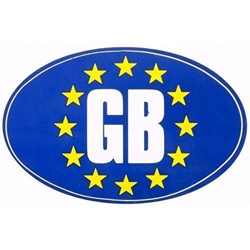 Buy Gb Euro Car Number Plate From 1 99 Compare Prices Car