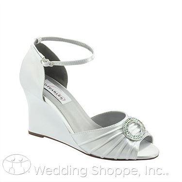 Delightful Dyeables Wedding Shoes Etta / 28713 $48.80