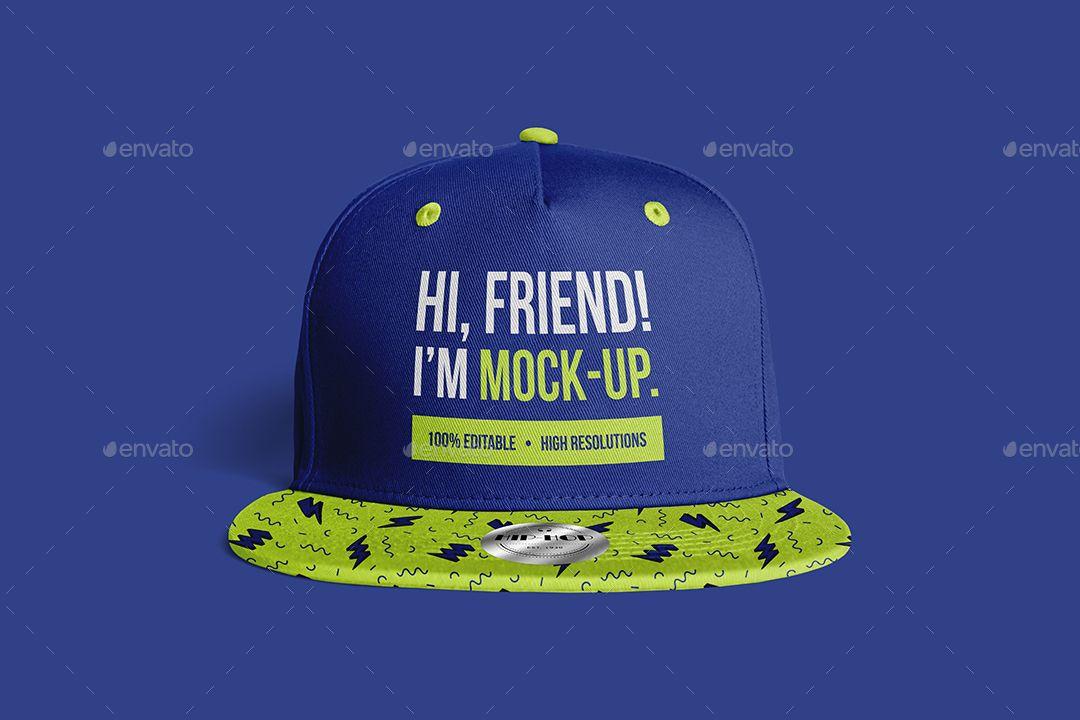 Download Hip Hop Baseball Cap Mockups Baseball Cap Mockup Baseball