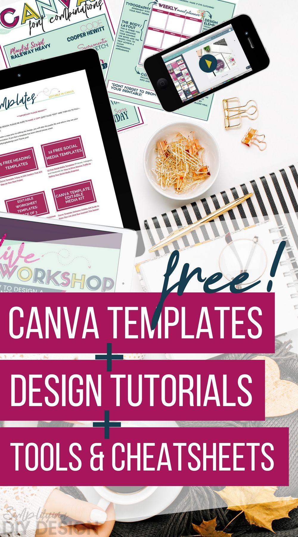 design library sign up pinterest design tutorials worksheets