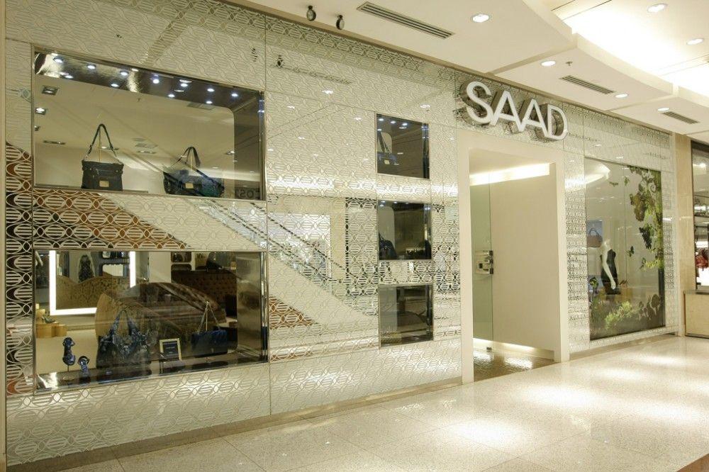 Mititique Boutique Saad Fashion Boutique Minimalist Interior