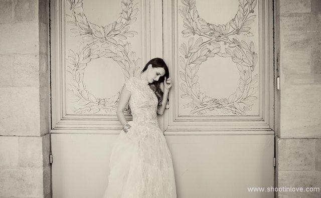 Robe Manon Pascual Photographe : Shoot In Love by Priscillia