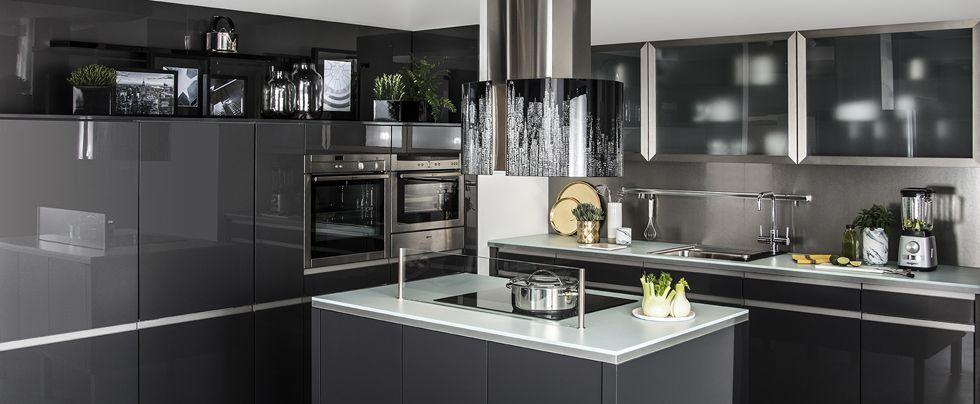 Perfect cuisine stockholm homy pinterest stockholm utensils and kitchens with cuisine graphik for Cuisine graphik lapeyre