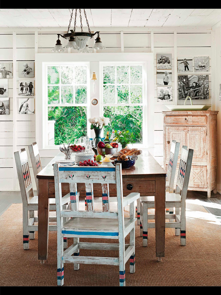 Cottage Style Kitchen Addition To A Cape Cod Style Home: Cottage Dining Rooms, House, Home