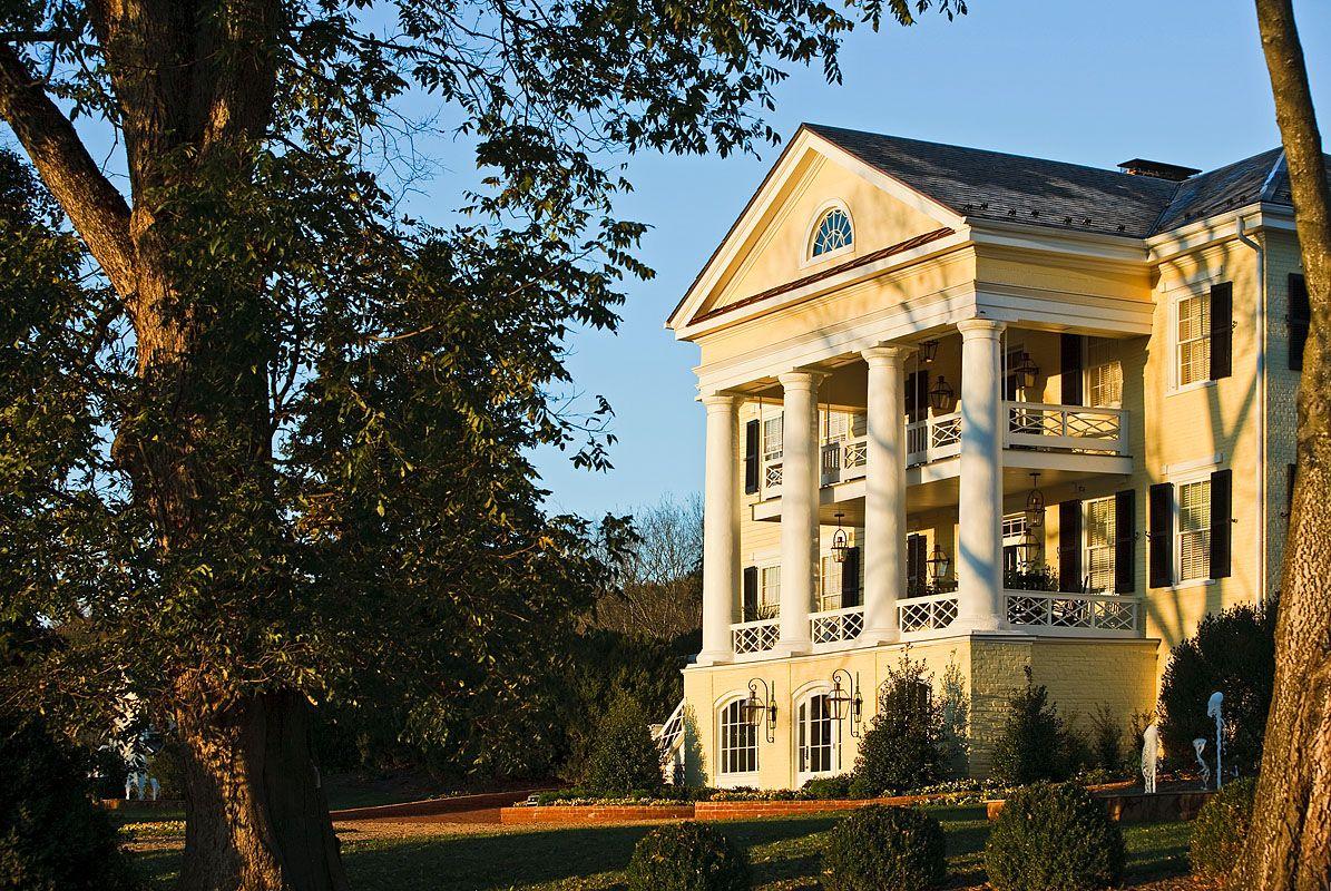 Travel Leisure World S Best Awards Resort Hotel In The Us Inn At Willow Grove Orange Virginia