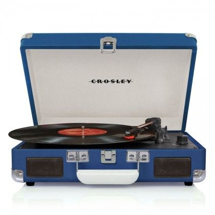 10 Awesome Wedding Gifts Glitter Guide Crosley Cruiser Blue Suitcase Turntable