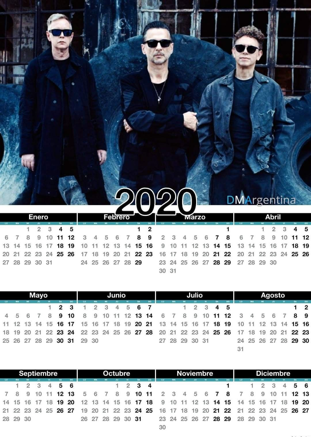 Pin de Ágnes Kovács en depeche mode forever en 2020