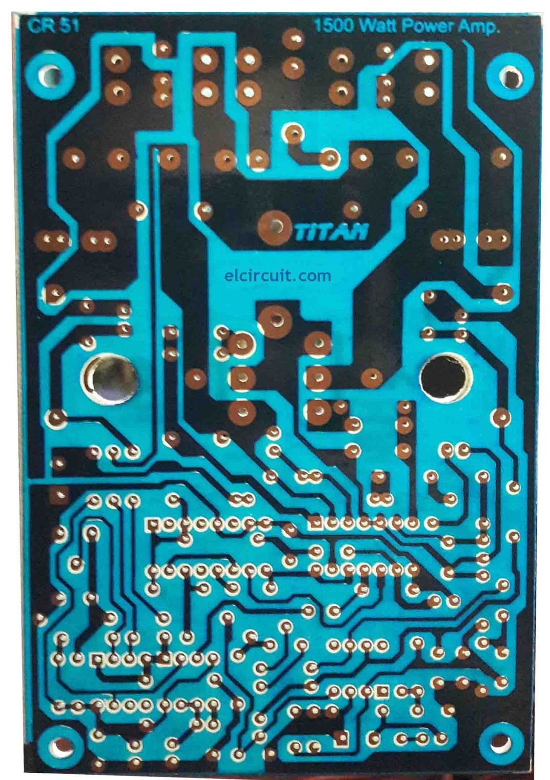 Super Bass Power Amplifier 2sc29222sa1216 Ampli Amp Loa Ocl 80w Hifi By Ic Tda2020 Electronic Projects Circuits Class D