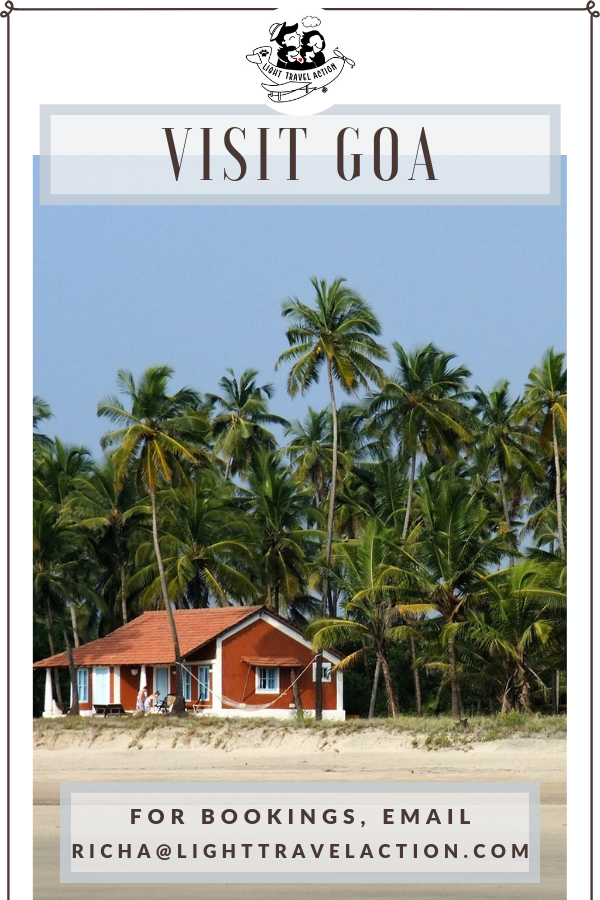 Want to Travel to Goa, India but don't know where to go, what to see, How to book? Don't Worry! I will help you Plan your Perfect Goa, India Trip Today! My team will help you with ticketing, visa paperwork, help you plan a customized private journey, group tour or business trip to Goa, India. To read more on India and Goa in particular, click on the link. For Bookings, Email richa@lighttravelaction.com #goaphotographyideas #goaindia #goaindiathingstodoin #goa #india #indiatravel #goatravel