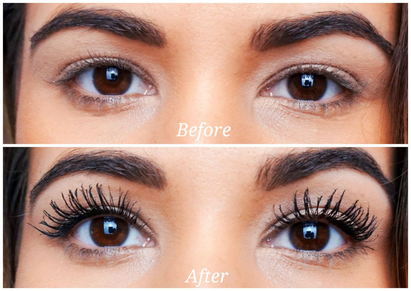 L'Oreal Paris False Lash XFiber Mascara Review Through