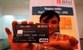 Cara Cek Tagihan Kartu Kredit BNI via SMS Banking | Kartu kredit, Kartu, Perbankan