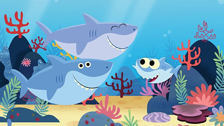Our Favorite Song! | Baby shark, Shark, Kids songs