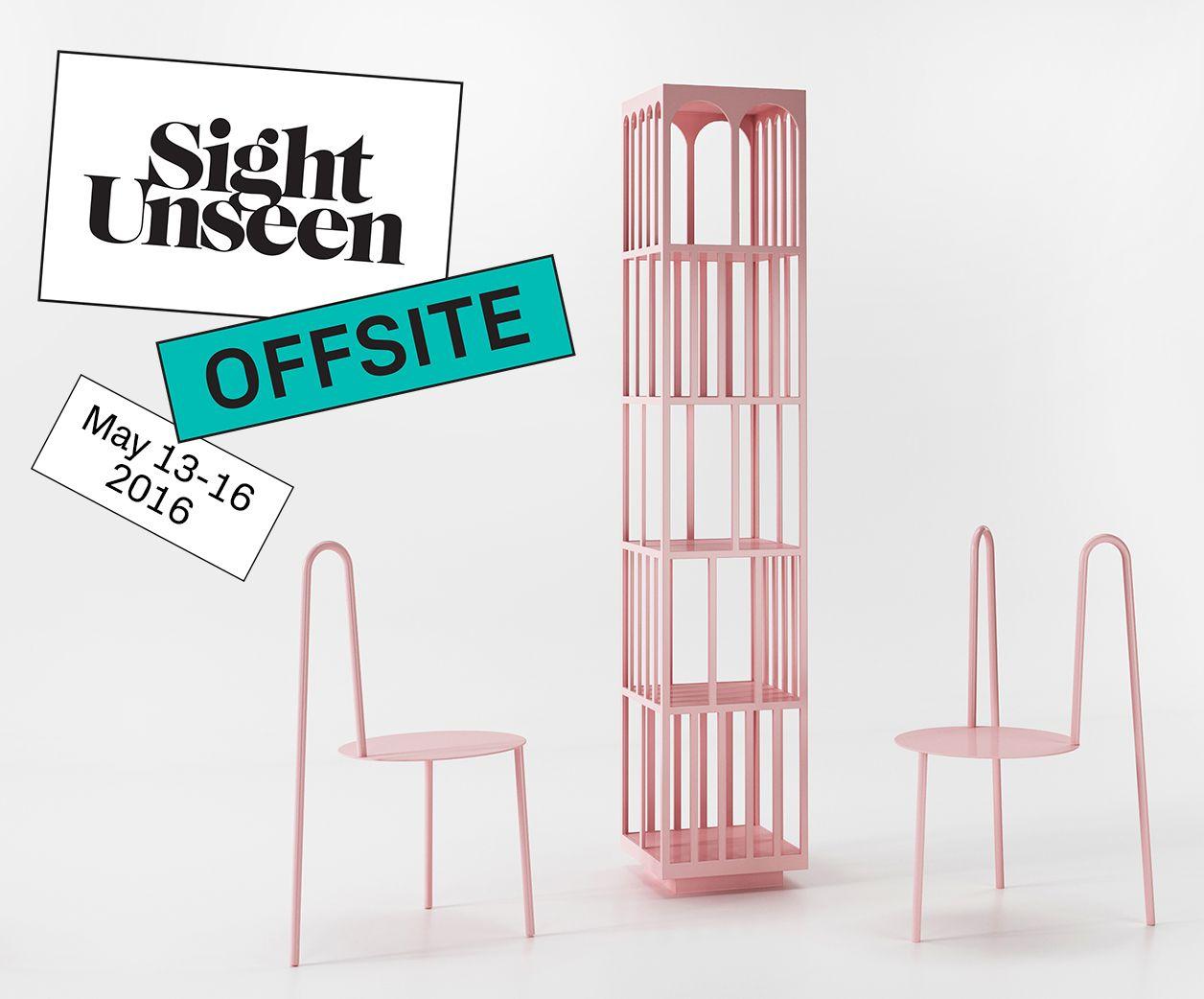 Sight Unseen OFFSITE 2016