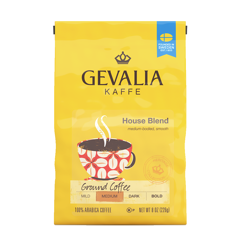 House Blend Regular GroundTried practically everything