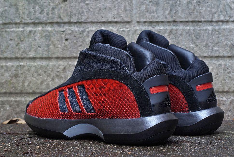 pretty nice 3ae67 3c89b adidas Crazy 1 Custom by JBF for Damian Lillard