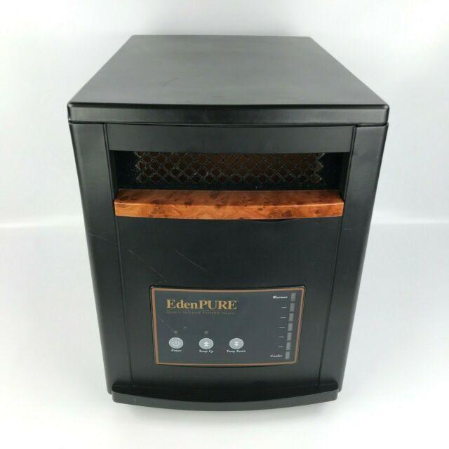 Edenpure 1000xl Gen Quartz Infrared Portable Electric Space Heater