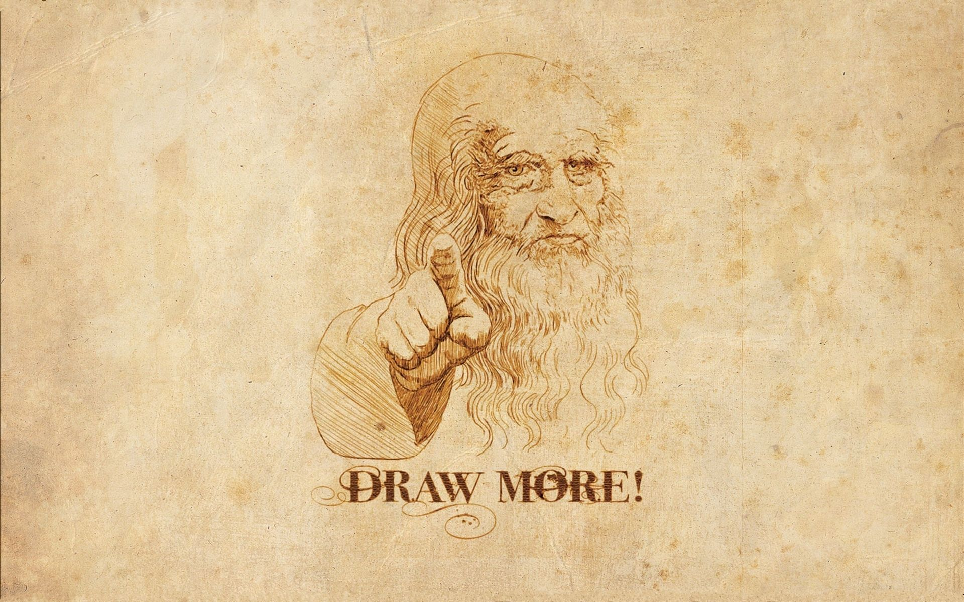 Leonardo Da Vinci Hd Wallpaper Dibujos Arte Y Disenos De Unas