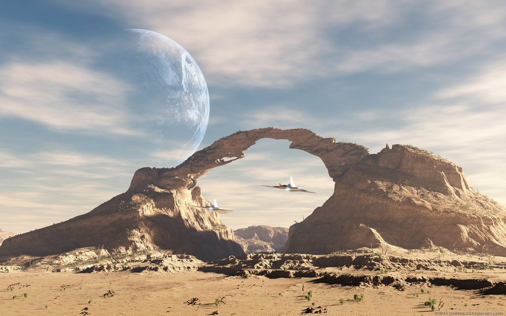 The Arch of Protection by DarinK.deviantart.com on @deviantART