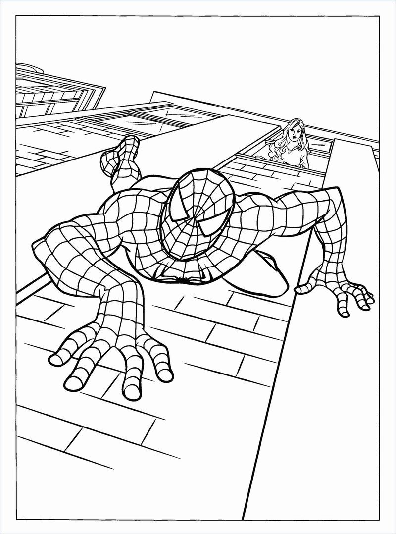 Spiderman Coloring Pages Ps4 In 2020 Spiderman Coloring Zebra Coloring Pages Superman Coloring Pages
