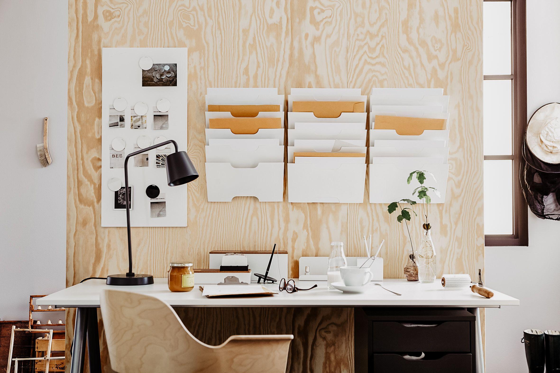 Ordnung Schaffen Auf Dem Schreibtisch: 10 Tipps Für Mehr