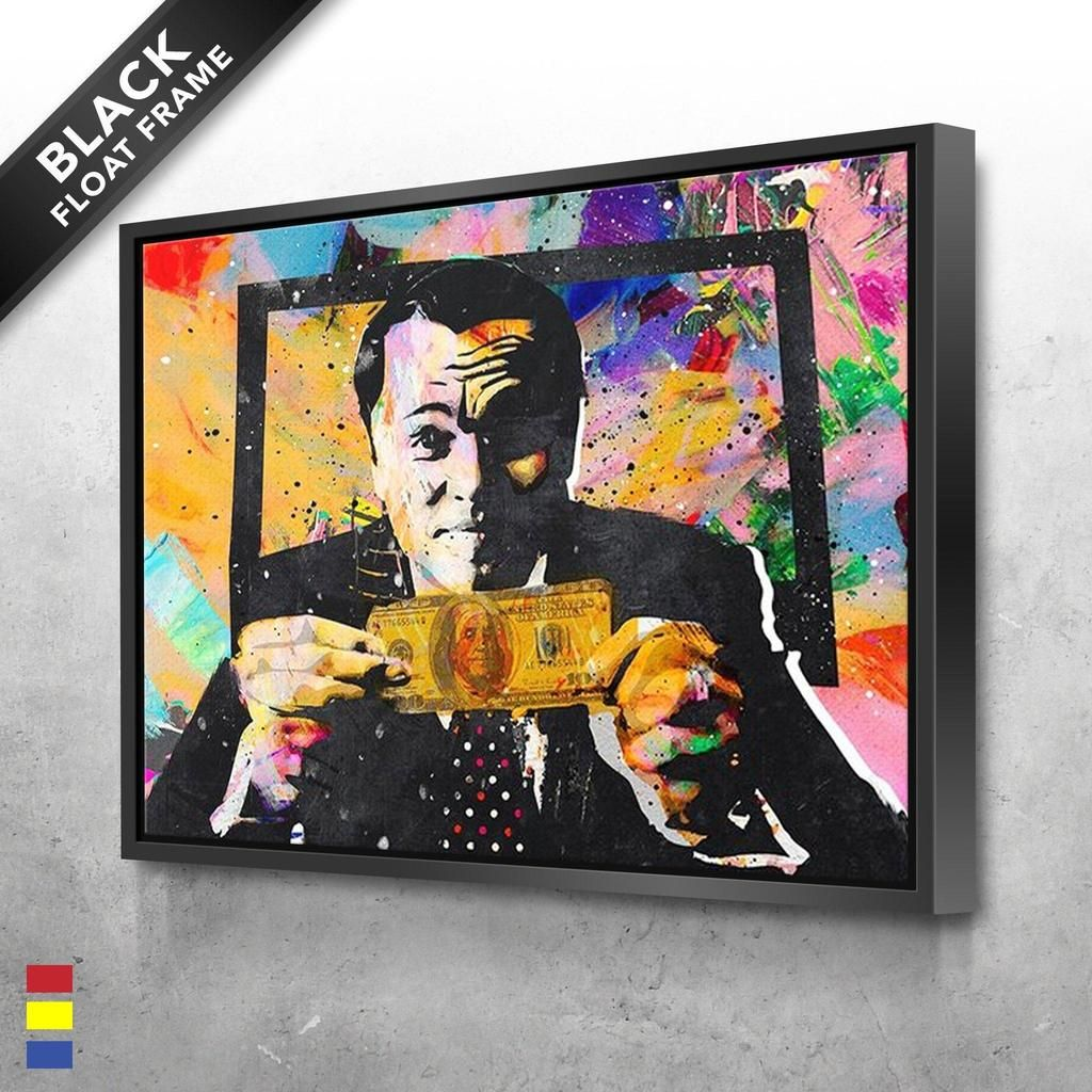 Invincible Canvas Wall Art By Canvas Cultures Kartiny
