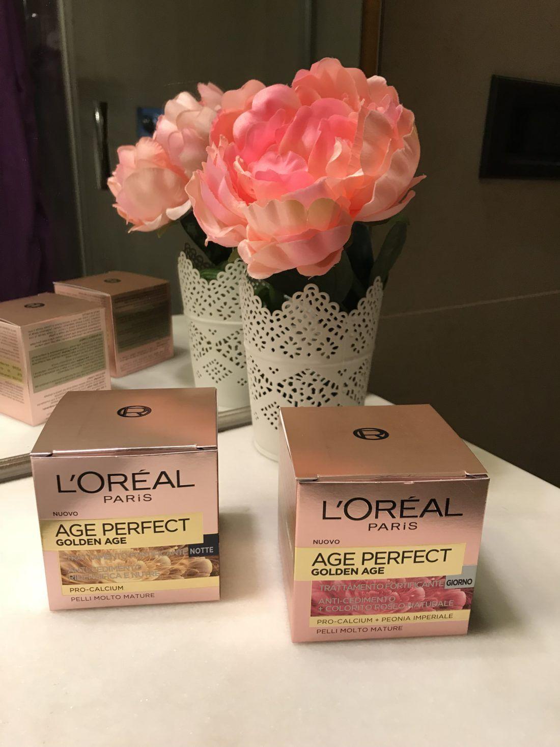 Antirughe over 60 L'Oréal Paris - Borse sotto gli occhi..
