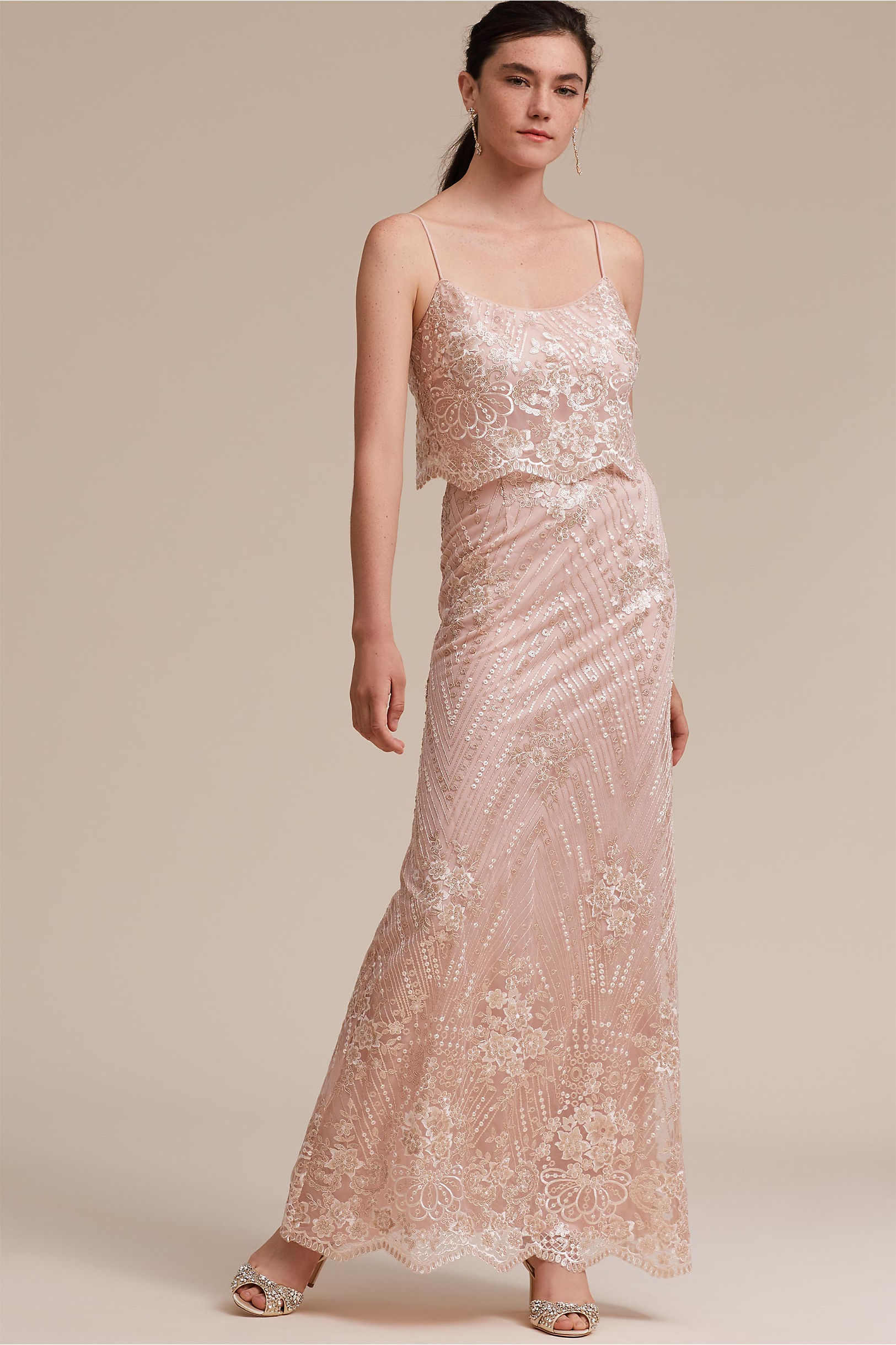 c9f817bc7c1 Arden Dress Blush in Bridesmaids   Bridal Party