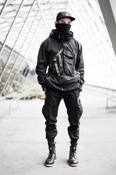 Techwear Style Guide Amp Wardrobe Essentials Art Projects