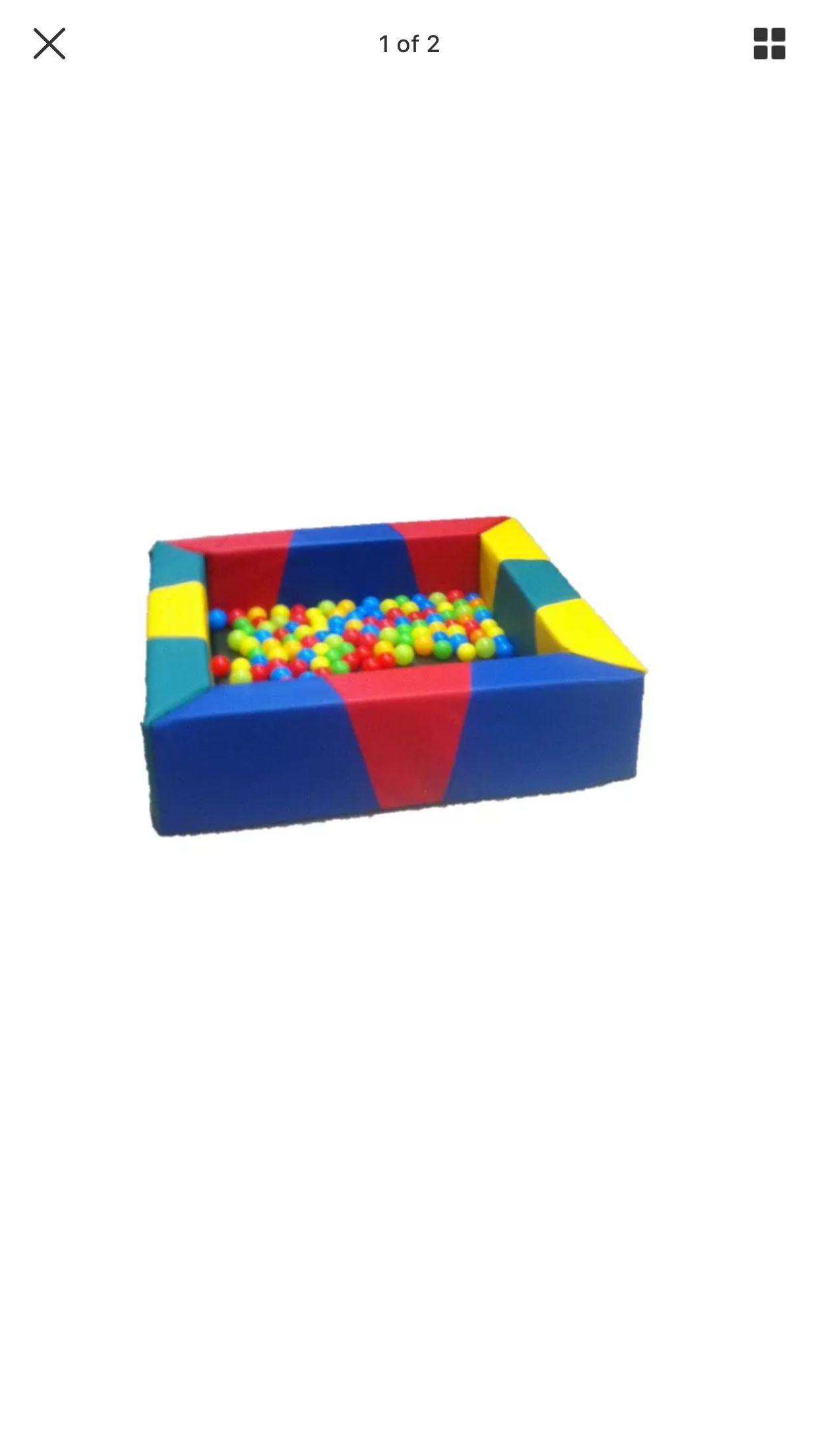 Softplay Toys R us PVC Foam Children s MultiColoured pattern