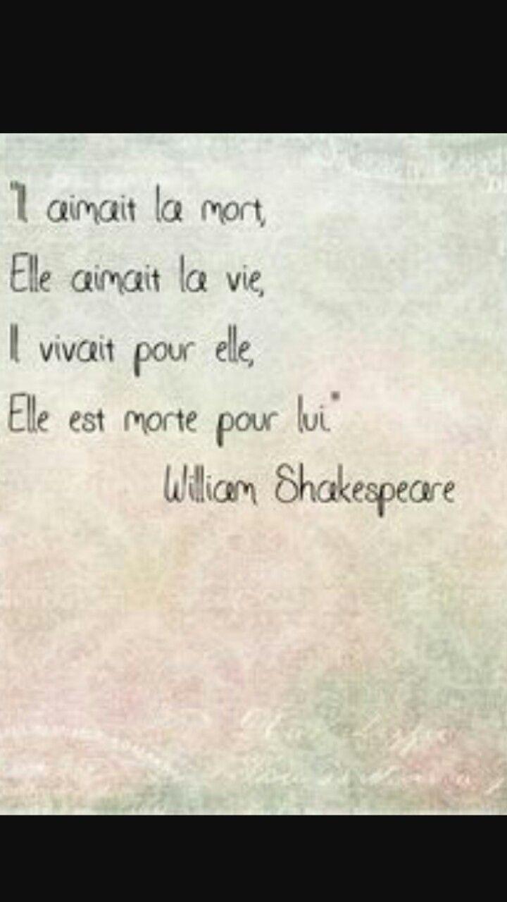 Romeo Et Juliette Amour Citation Shakespeare Romeo Et