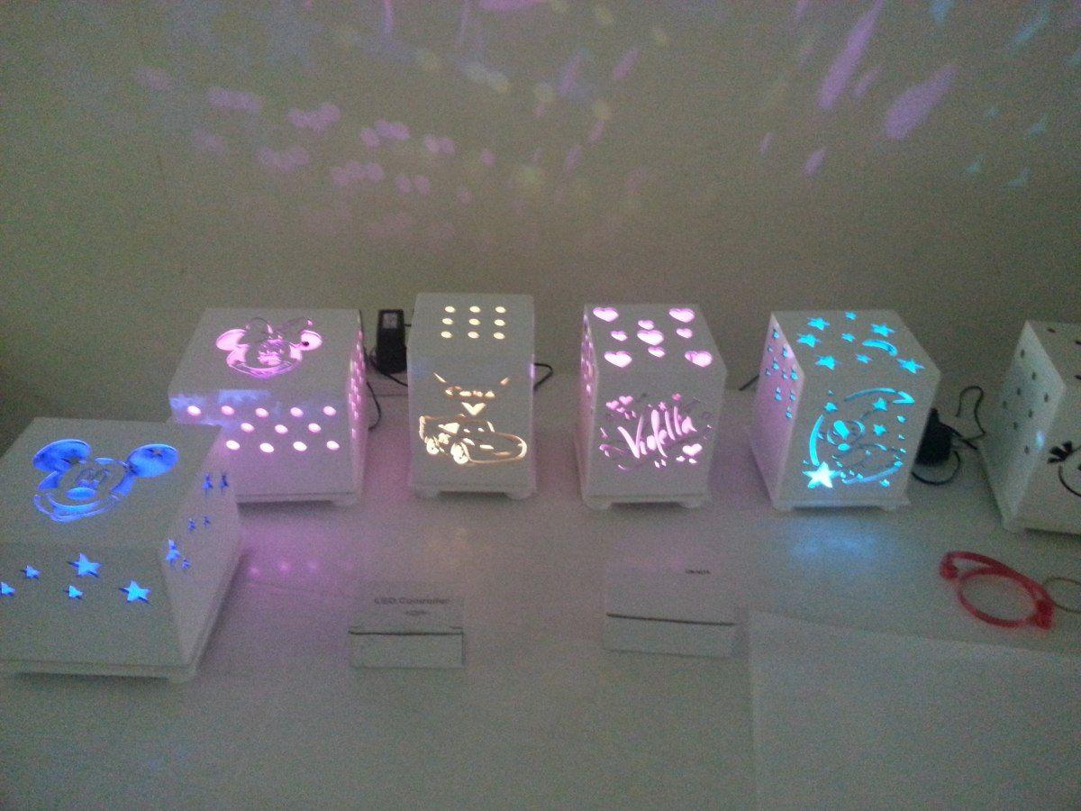 Luz De Noche Patito Bebe Infantil Velador C Control Remoto 410 02 Manualidades Luces De La Noche Diy Y Manualidades