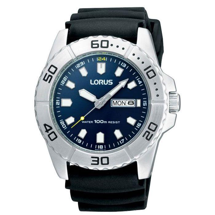 Lorus Rh321ax9 Horloge Lorus Sports Gratis Verzending Casio Watch Casio Accessories