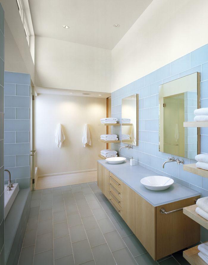 8eh 0203 - Modern - Bathroom - Photos by Lisa Dubin Architect | Wayfair