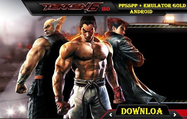 tekken 6 game free download for pc full version xp