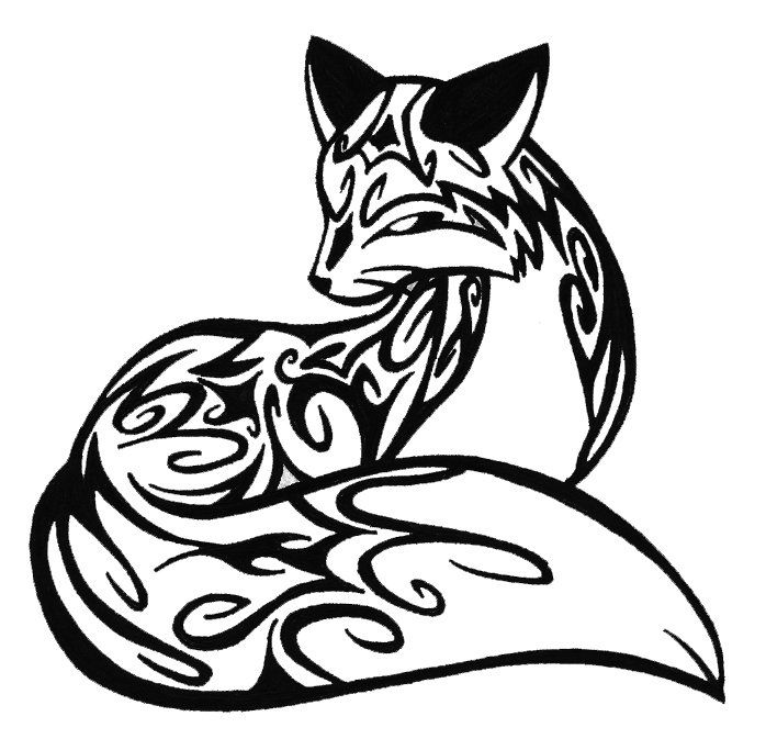 Fox Meaning Passion And Aims Tattoos Pinterest Foxes And Tattoo