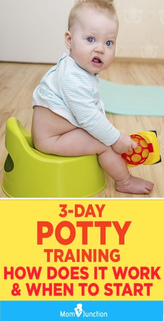 MomJunction tells you about the efficient three-day potty training routine. Here, we will guide you through the training process and clear any doubts you may have about it. #toddlers #pottytraining  #adviceformoms #motherhood