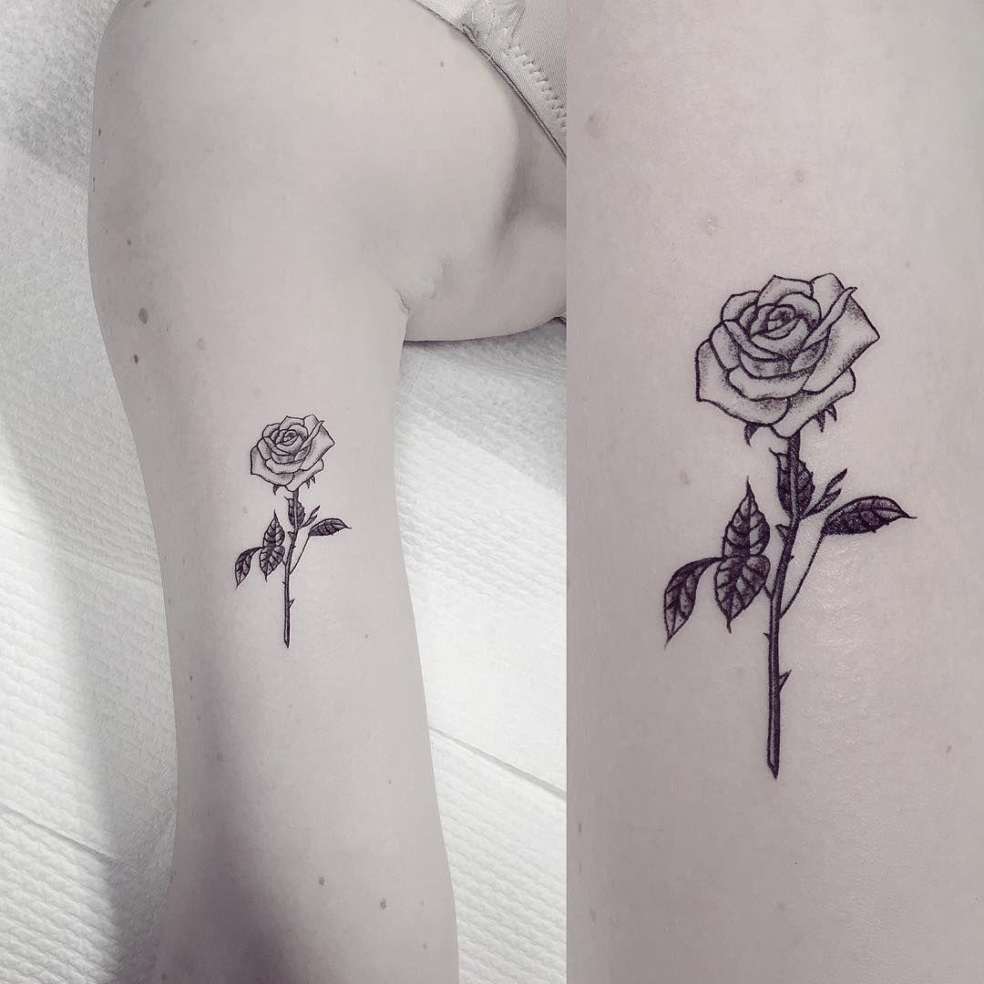 Petite Rose Art Tattoos Petite Tattoos Rose Tattoos