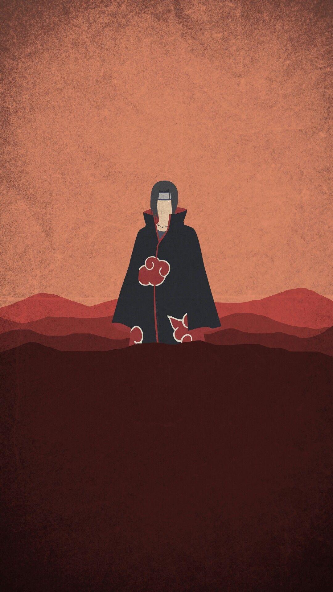 [4K] Naruto Minimal Mobile Wallpapers Remastered http
