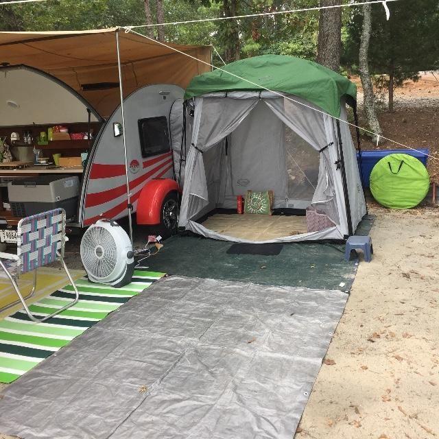 5x7 Mini Side Mount Screen Room Tent Tent Mini Screen