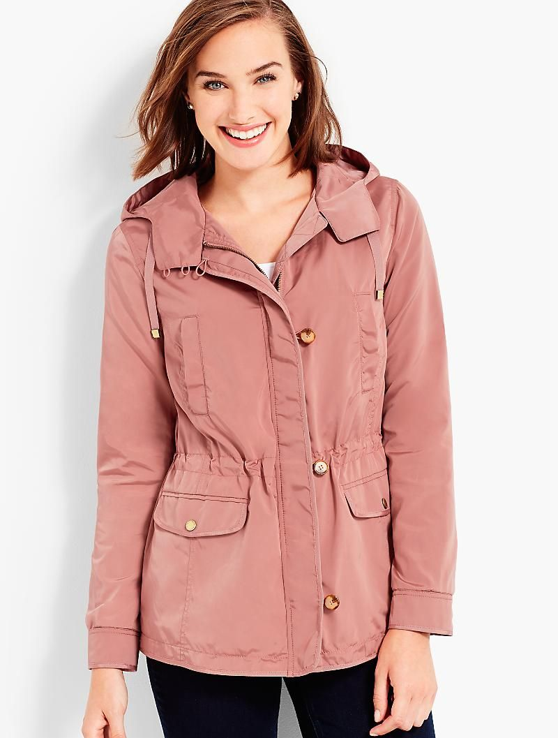 Concord Parka Talbots Clothes Outerwear Clothes For Women [ 1057 x 800 Pixel ]