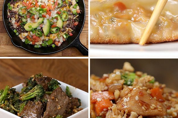 Healthier versions of your favorite take out foods food recipes healthy recipes healthier versions of your favorite take out foods forumfinder Choice Image
