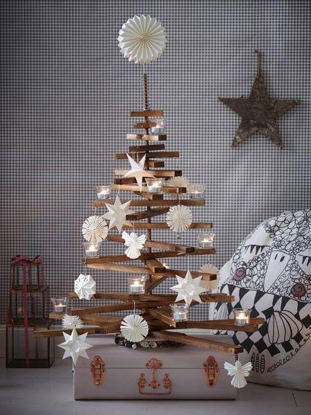 weihnachtsdeko selber machen basteln und dekorieren. Black Bedroom Furniture Sets. Home Design Ideas