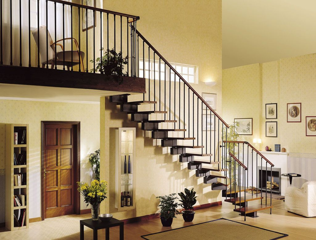 Best Compact Stairs Loft Stairs Banisters Staircase Railings 640 x 480