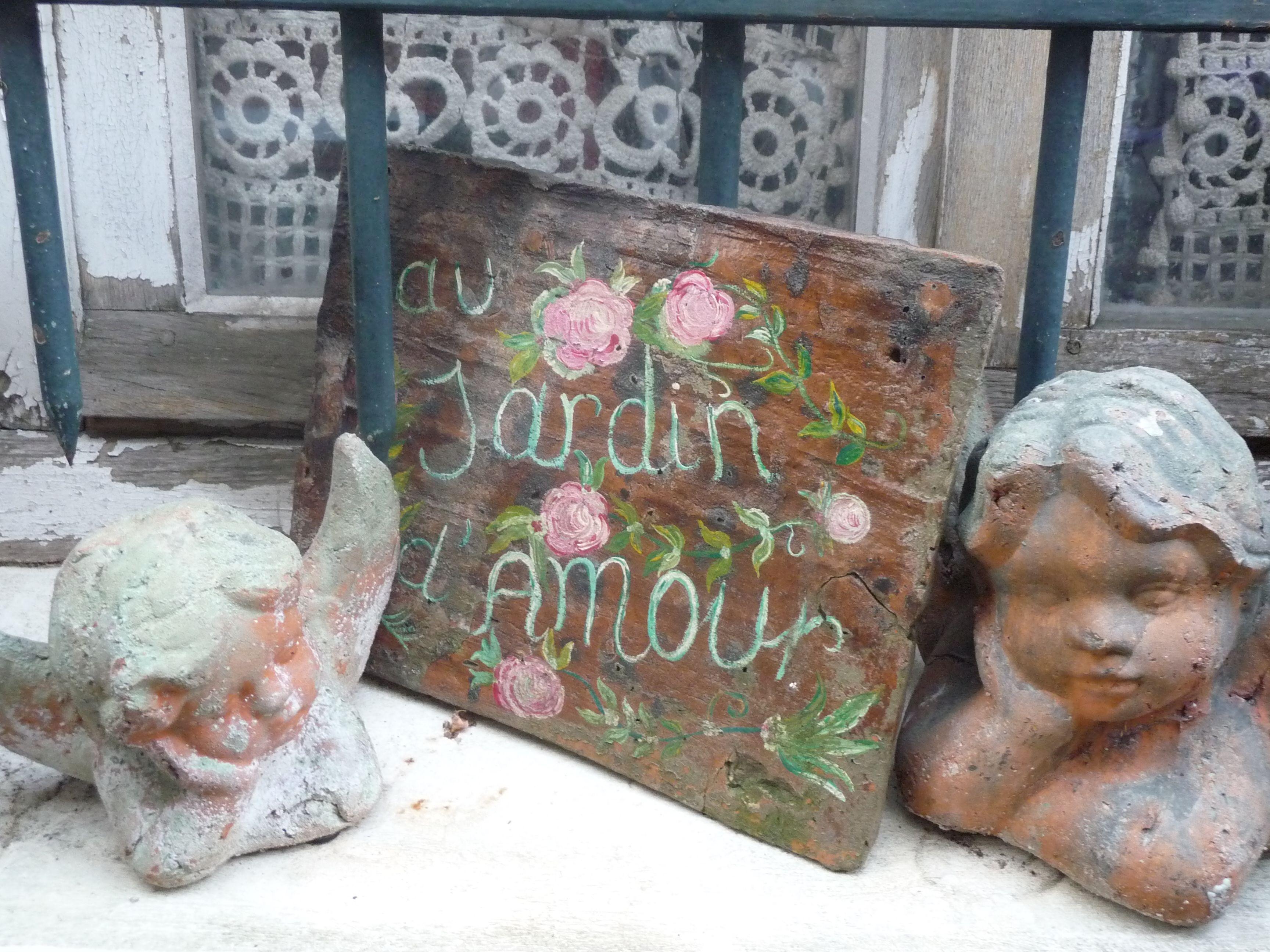Au jardin d'amour