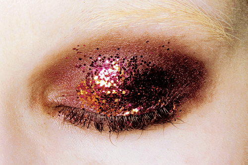 Makeup at Prada Ready to Wear F/W 2009.