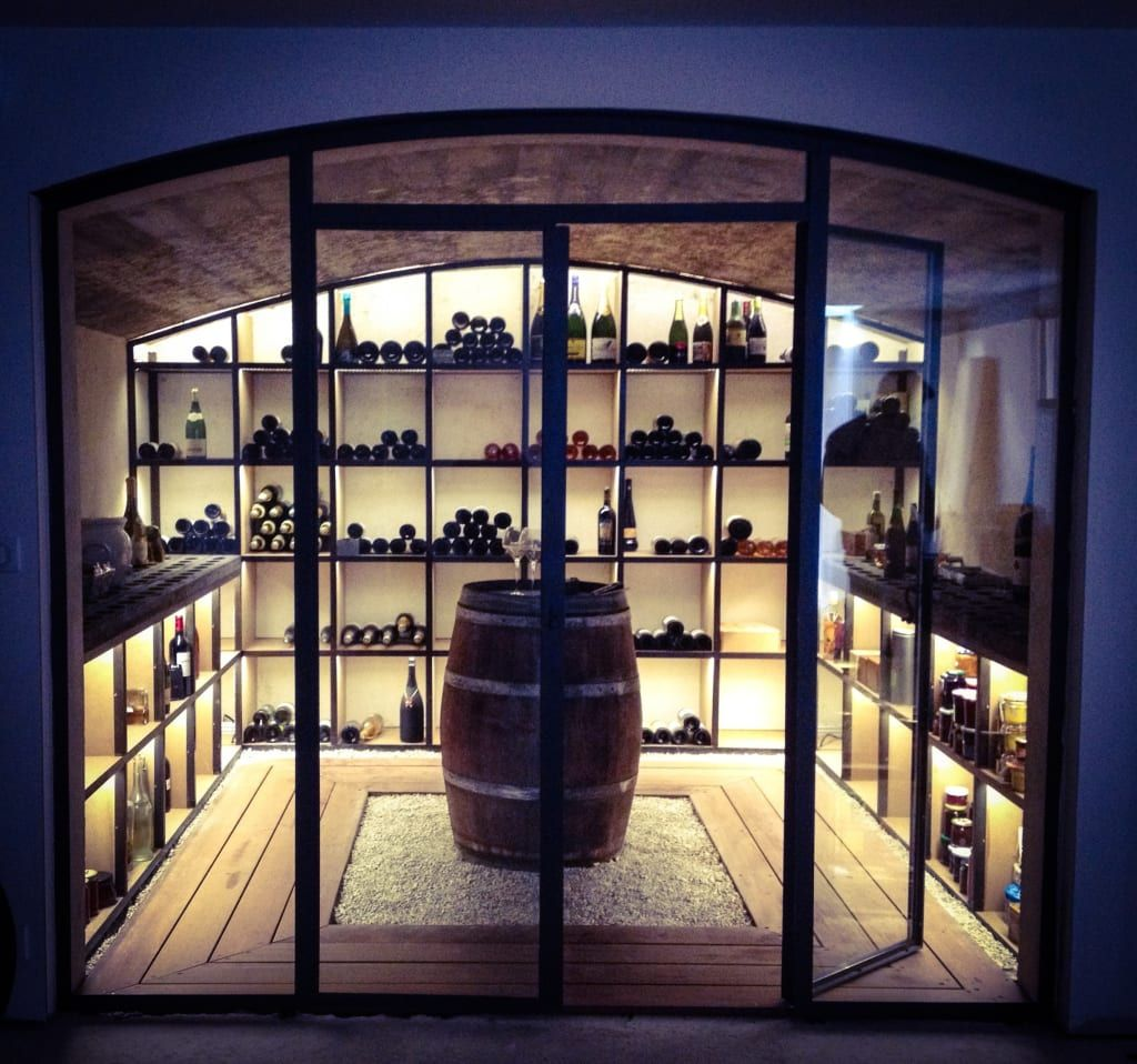 Cave A Vin Par De Design Moderne Avec Images Cave A Vin
