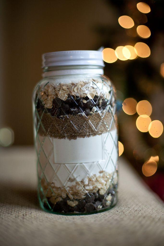A simple DIY Cookie in a Jar Recipe  that actually taste good  A simple DIY Cookie in a Jar Recipe  that actually taste good
