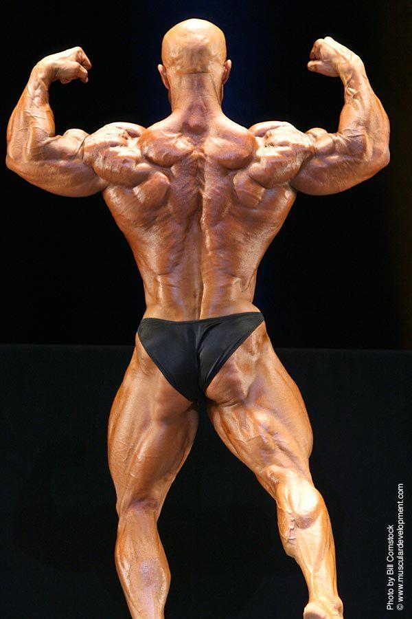 Bodybuilder Garrett Allin Anatomy Pinterest Bodybuilder